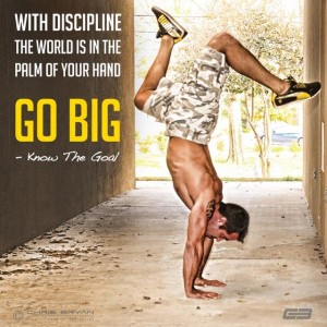 Discipline Is The Key