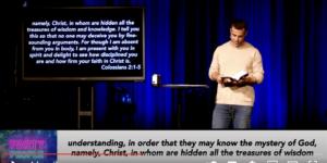 Sermon: Encouragement